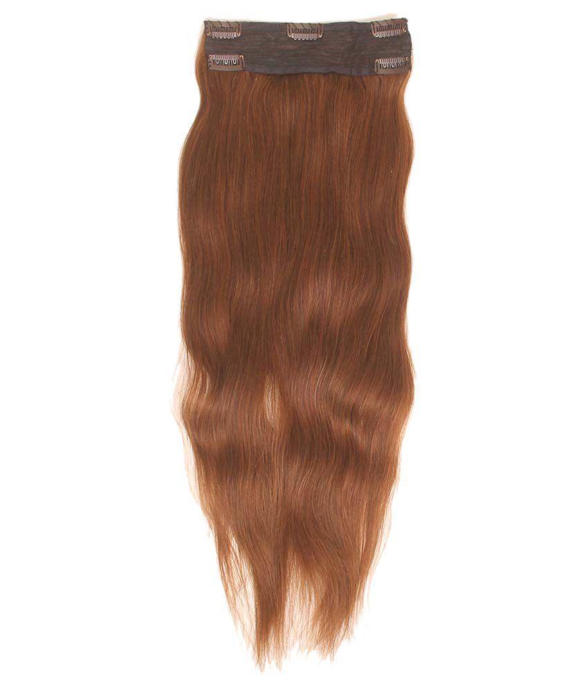 Bella Hararo 5Clip, 22 Inch, Colour- NaturalClip-In Hair Extension