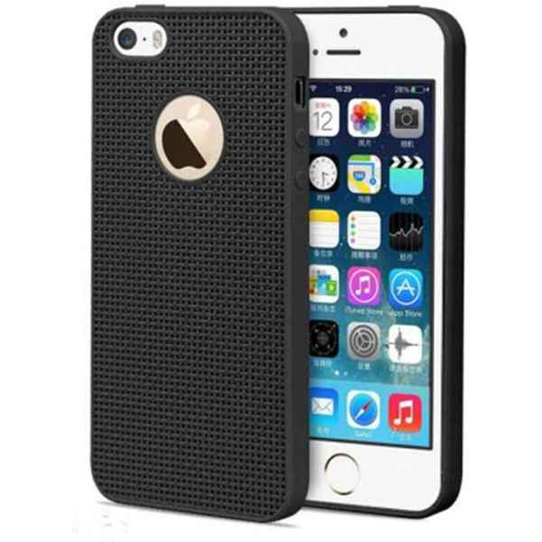 black iphone 5s msutra back cover for iphone 5 5s black plain back 10276