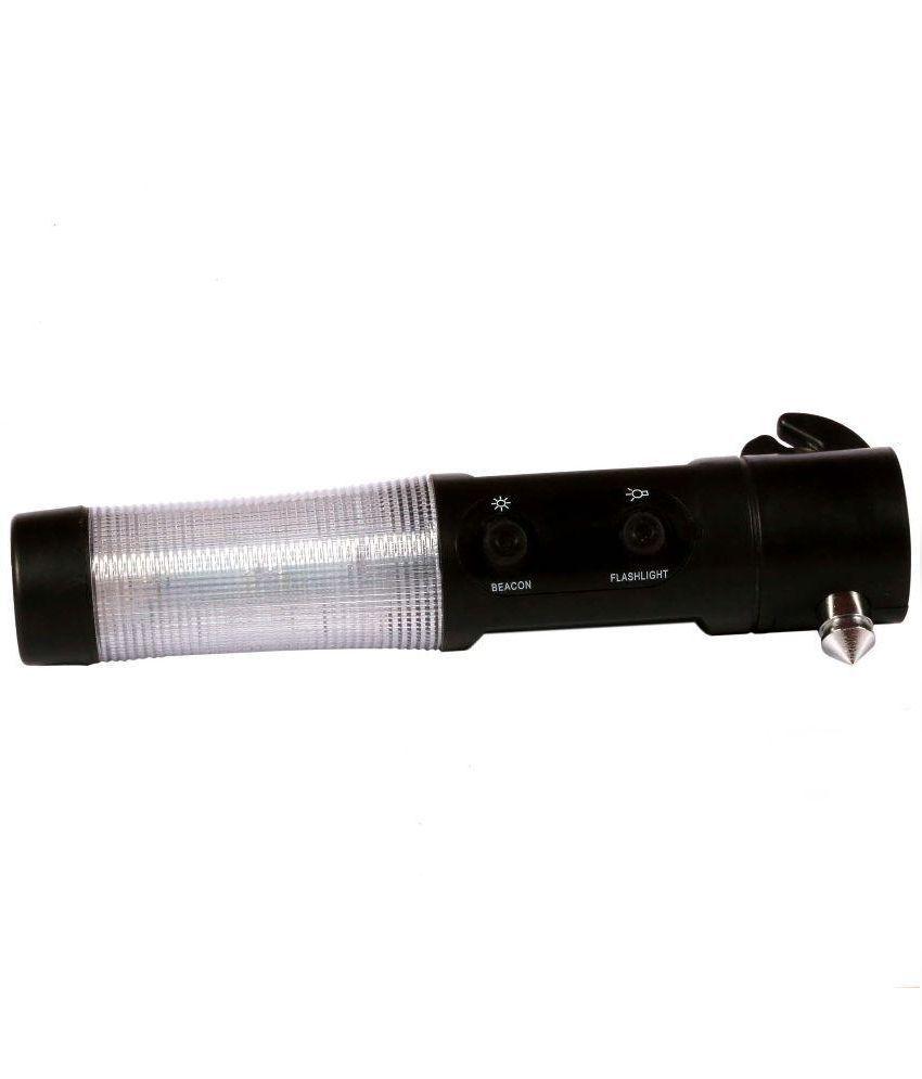 Brightflame Car Safety Kit - Black