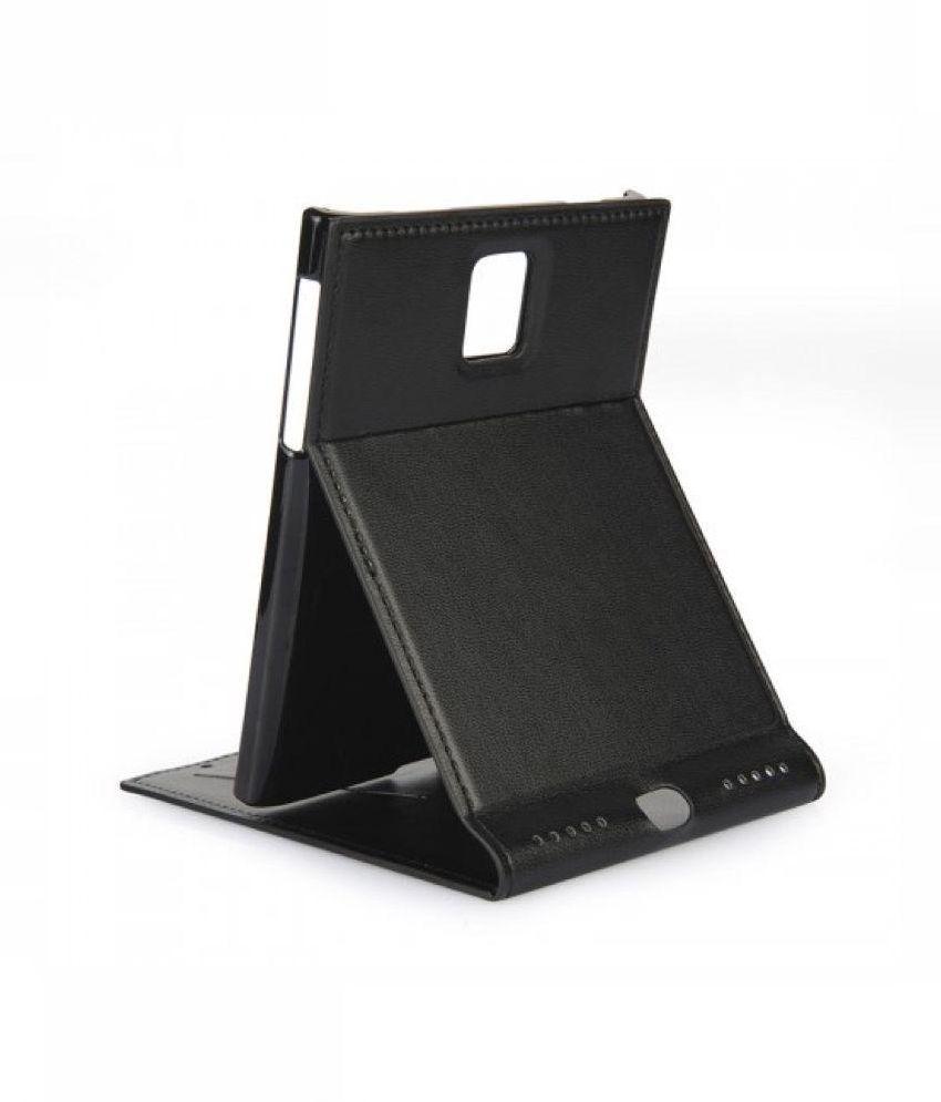 the latest da4be 9ace1 Capdase Flip Cover for Blackberry Passport - Black