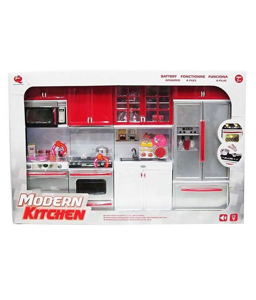 Fairyka Fabrics Doll Kitchen Set - Buy Fairyka Fabrics Doll Kitchen ...