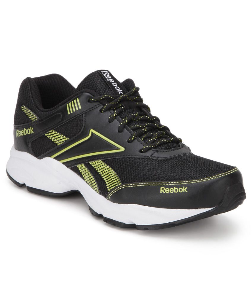 Reebok Exclusive Runner Black Sport Shoes