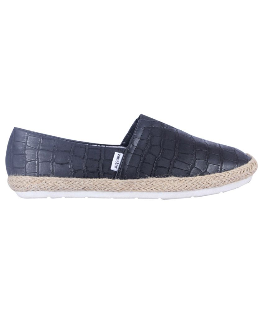 95921a4597 Van Star Black Espadrilles Shoes - Buy Van Star Black Espadrilles ...
