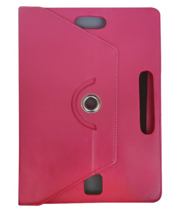 Fastway Tablet Back Cover For Hp Omni 10 Inch 32 Gb Wi fi   Pink