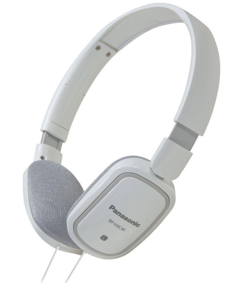 Panasonic-RP-HXC40-Headset