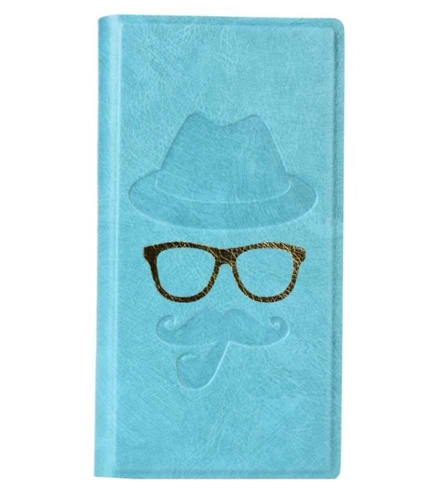 Jo Jo Flip Cover For Oneplus Two - Light Blue