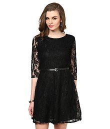 La Zoire Black Lace Dresses