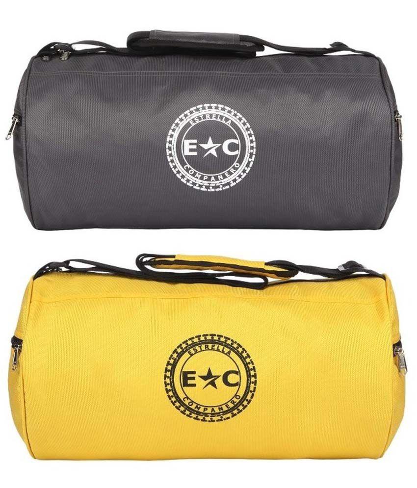 Estrella Companero Multicolour Gym Bag