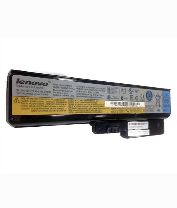 Lenovo Genuine 4300mAh Lithium-Ion 57Y6266 Battery For Ideapad G430 G530 G450 G550.