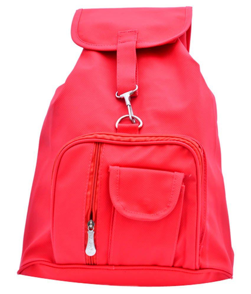 Broxx Pink Backpack