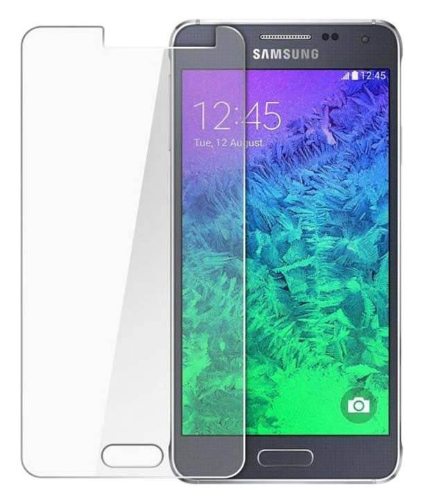 Koldfire Tempered Glass Screen Guard For Samsung Galaxy Note 4 Edge