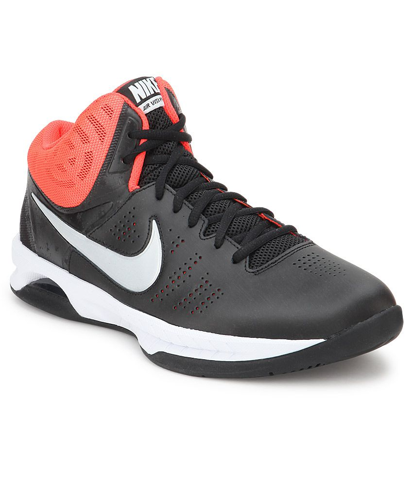 071ab518c2ff Previous  Nike Air Visi Pro Vi Black Sport Shoes .