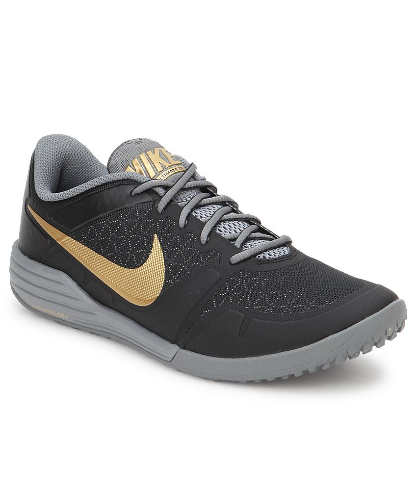1988cddf9d4c Nike Lunar Ultimate Tr Black Sport Shoes - Buy Nike Lunar Ultimate Tr Black  Sport Shoes Online at Best Prices in India on Snapdeal