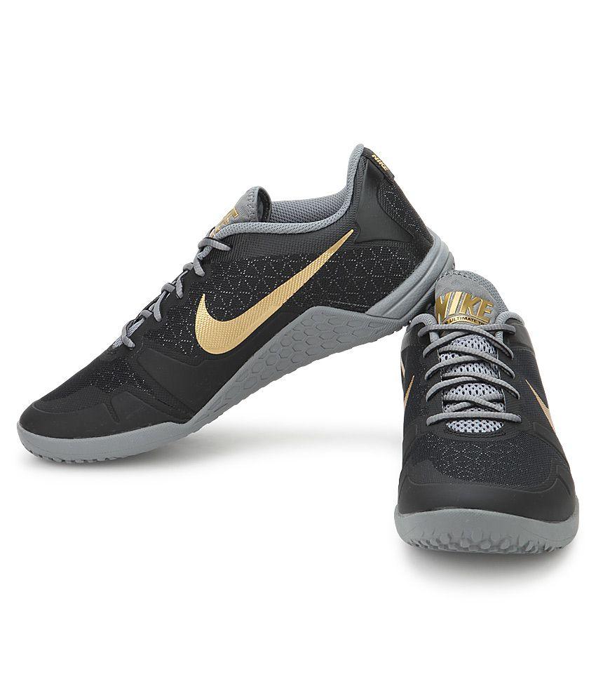 da1b45bc7387 Nike Lunar Ultimate Tr Black Sport Shoes - Buy Nike Lunar Ultimate ...