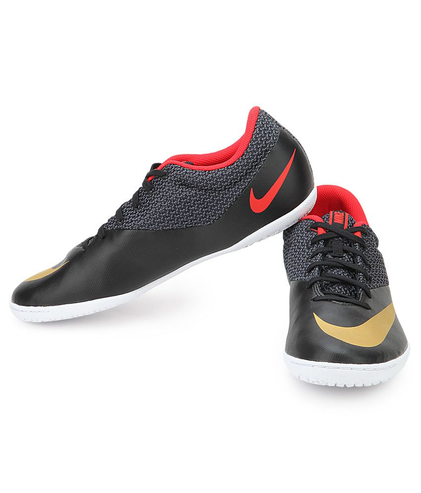 2a978b89c Nike Mercurialx Pro Ic Black Sport Shoes - Buy Nike Mercurialx Pro ...