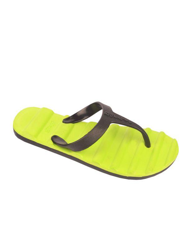 Maico Green Flip Flops