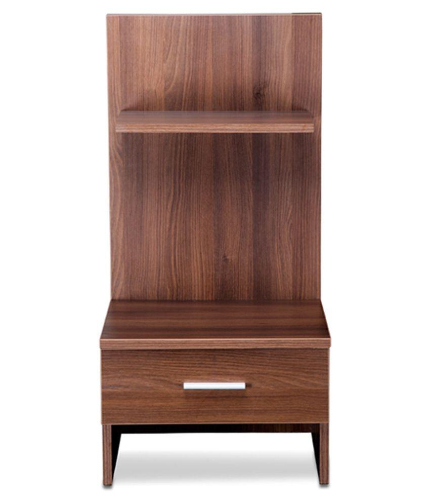 Debono Solid Wood Side Table