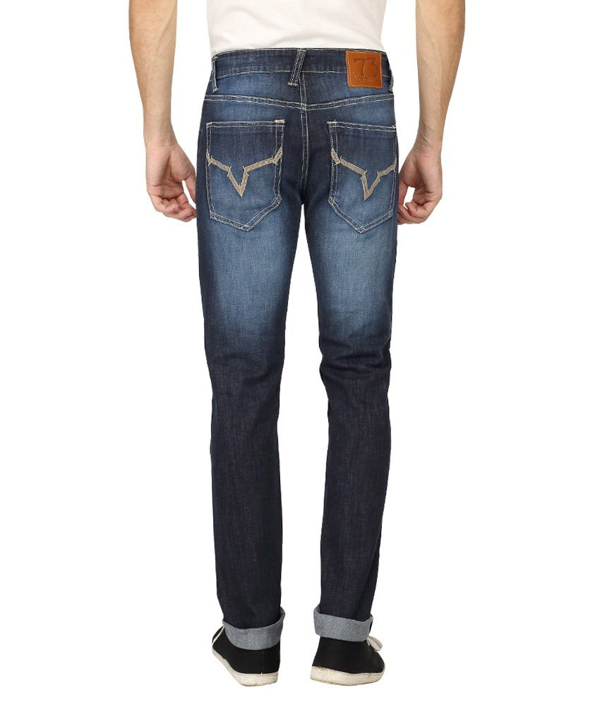 318426864c Pepe Jeans Blue Slim Jeans - Buy Pepe Jeans Blue Slim Jeans Online at Best  Prices in India on Snapdeal