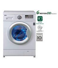 LG 7.5 Kg Front Load F12B8EDP21 Fully Automatic Washing Machine