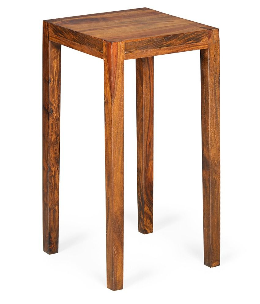 @Home Liberty Solid Wood Side Table