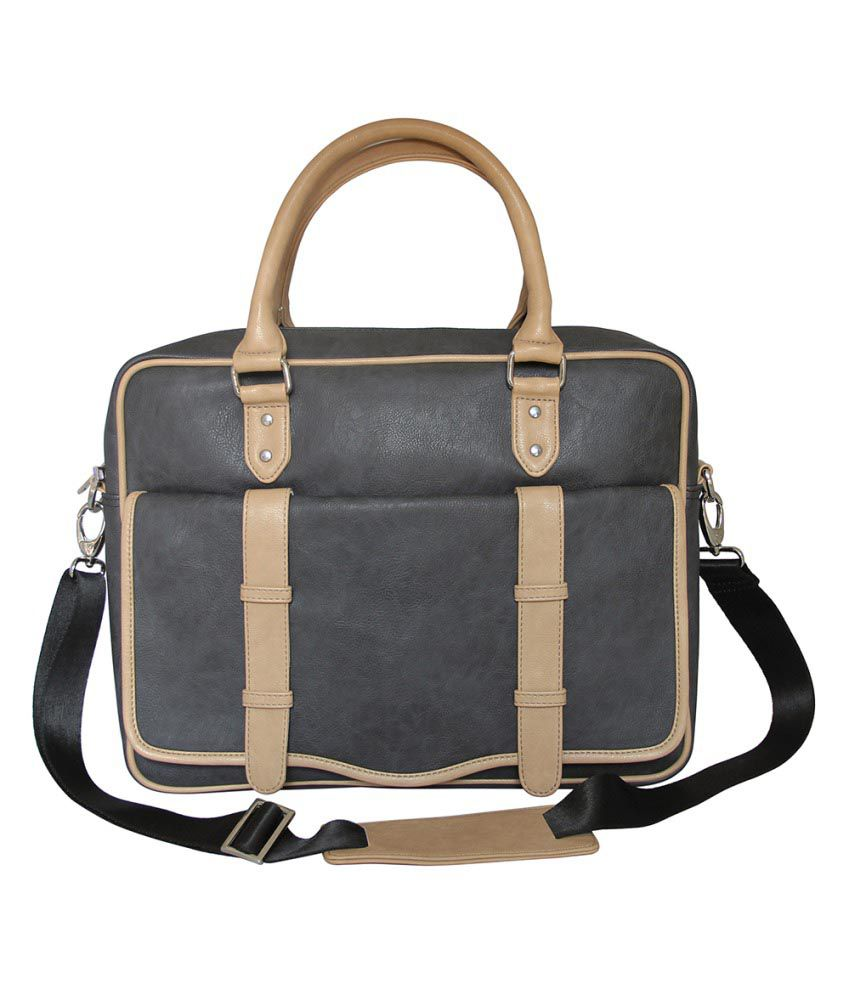 Mohawk Black Laptop Bags