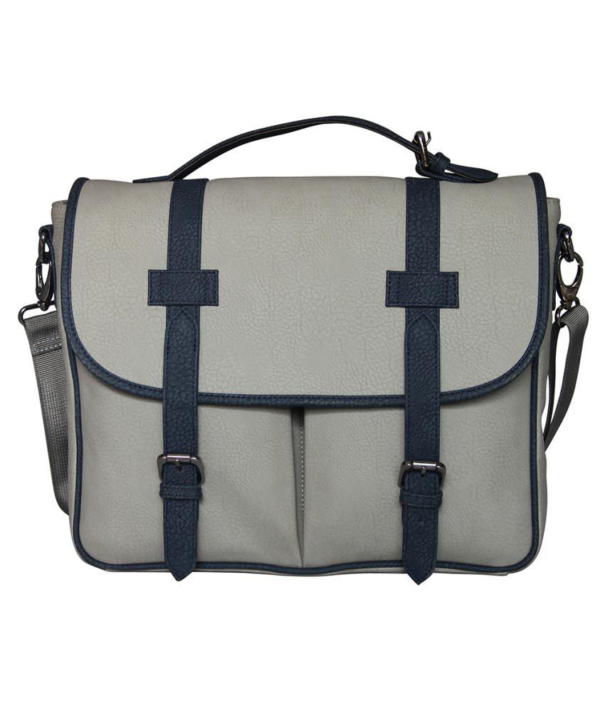Mohawk Grey Laptop Bags