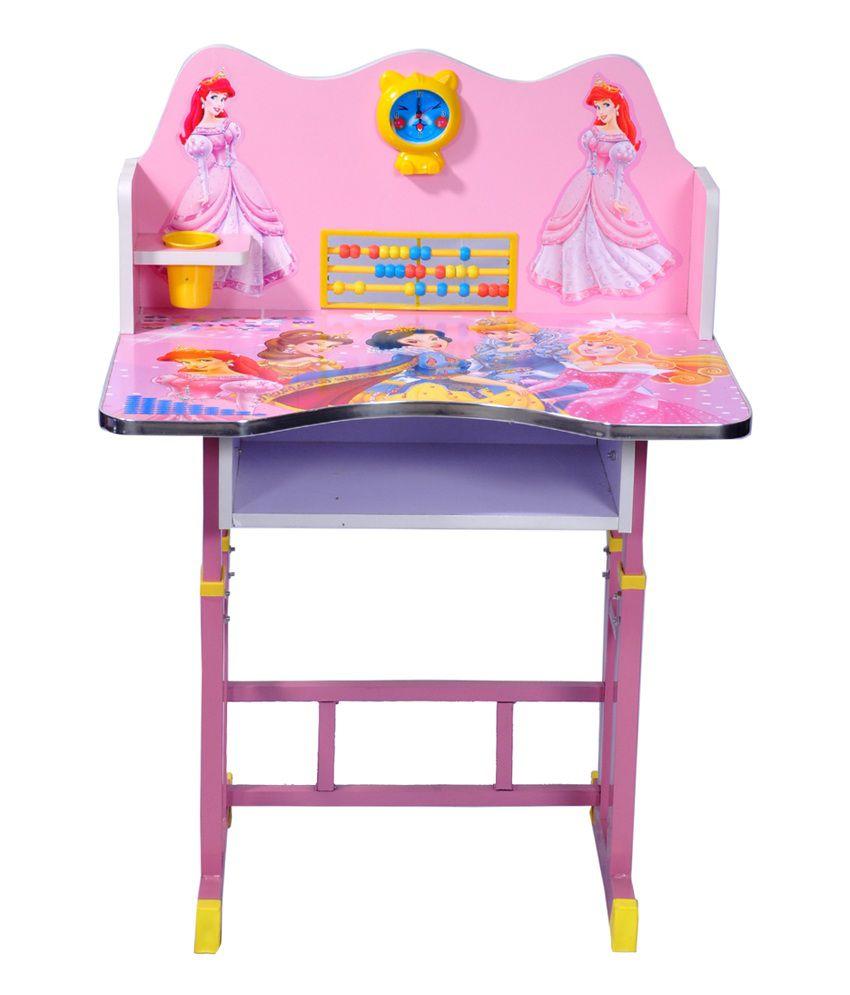 ... Wood Wizard Barbie Kids Study Table Set ...