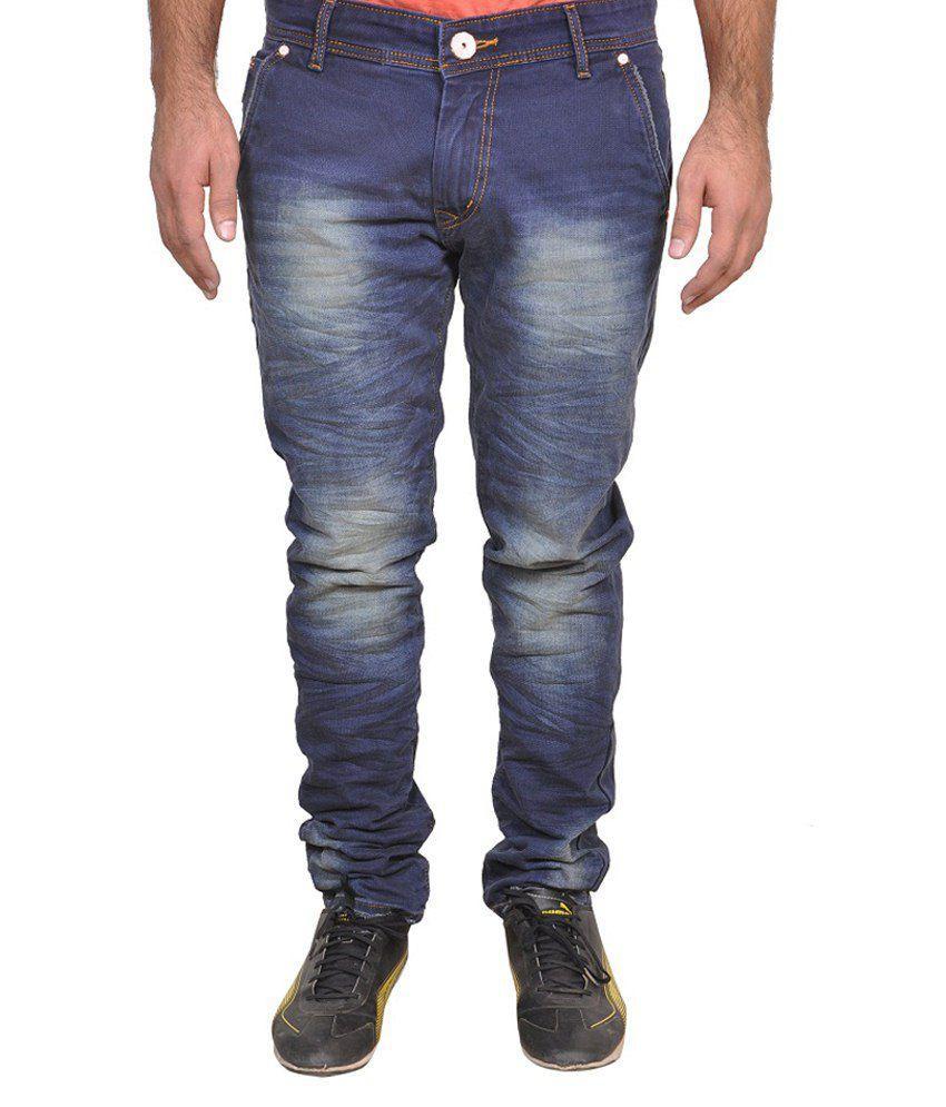 Zuari Green Slim Fit Jeans