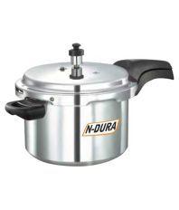 N-DURA Indcook 5 Ltrs Pressure Cooker