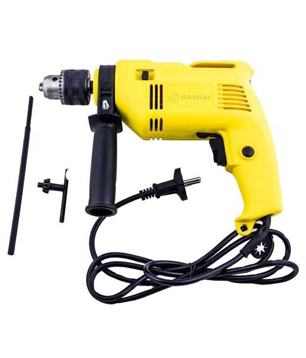 Buildskill-BED2100-Impact-Electric-Drill-(13mm)