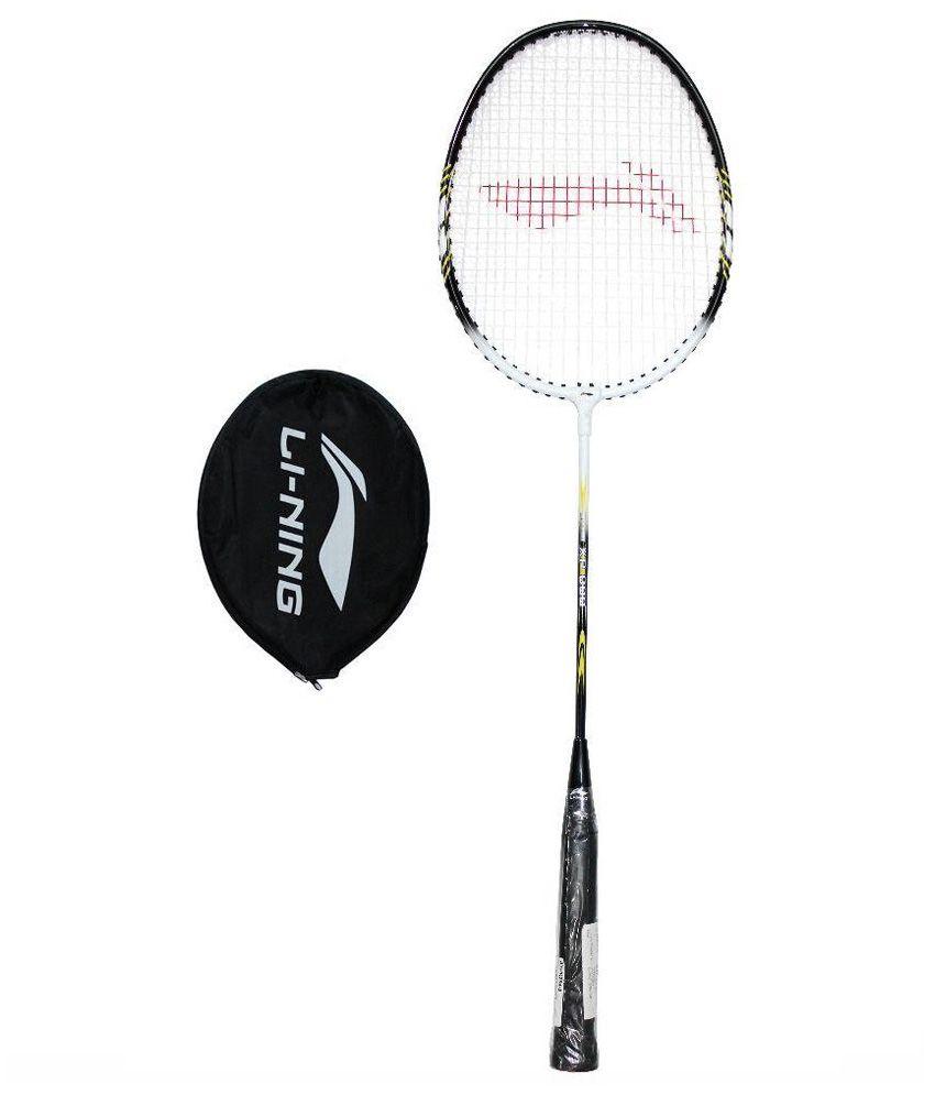 Li Ning Smash XP 808 Badminton Racket / Badminton Kit