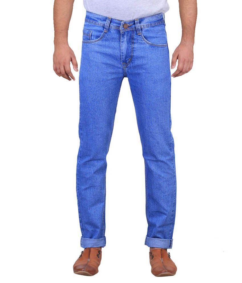Ansh-Fashion-Wear-Blue-Slim-Fit-Jeans