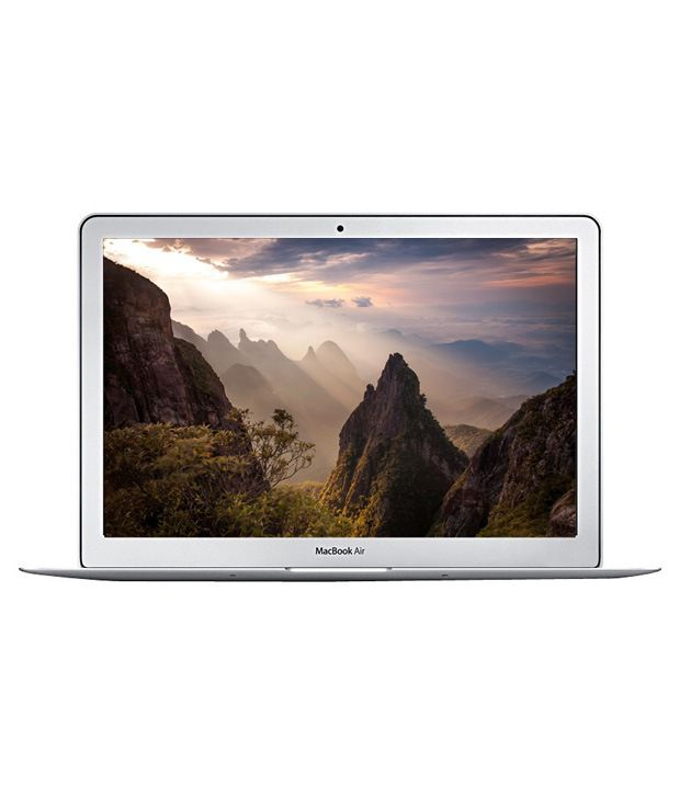 Apple MacBook Air MJVE2HN/A Notebook Core i5 4 GB 33.78cm(13.3) Mac OS X Not Applicable silver