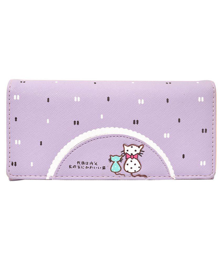 Hawai Violet Wallet