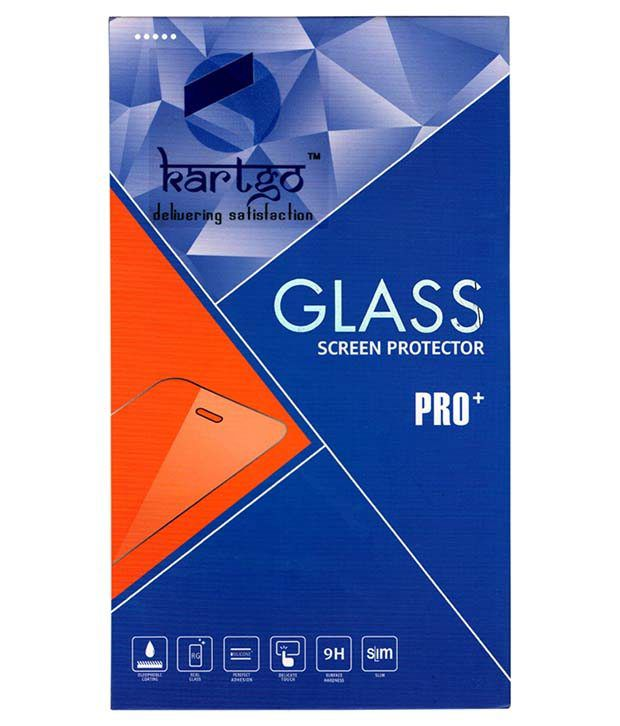 Micromax Canvas Power A96 Tempered Glass Screen Guard by KARTGO
