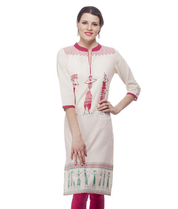 Studio Adaa Multi Cotton Stitched Suit