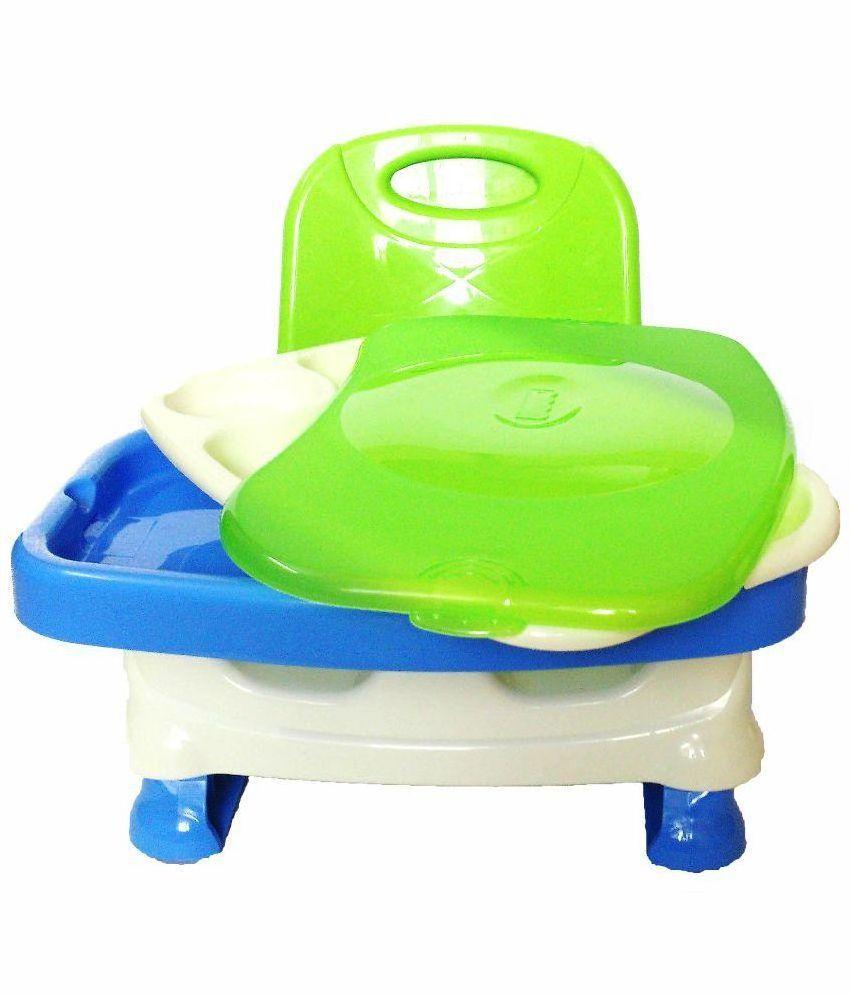 WonderKart Green Baby Dining Chair - Buy WonderKart Green Baby ...