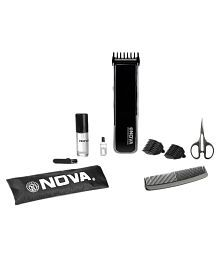 Nova Skin Friendly Beard Trimmer ( Black )