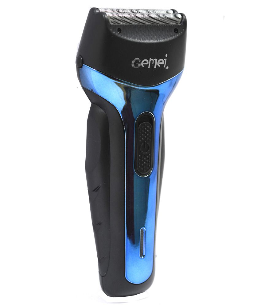 Gemei Gm 9003 Double-head Reciprocating Shaver With One Extra Blade