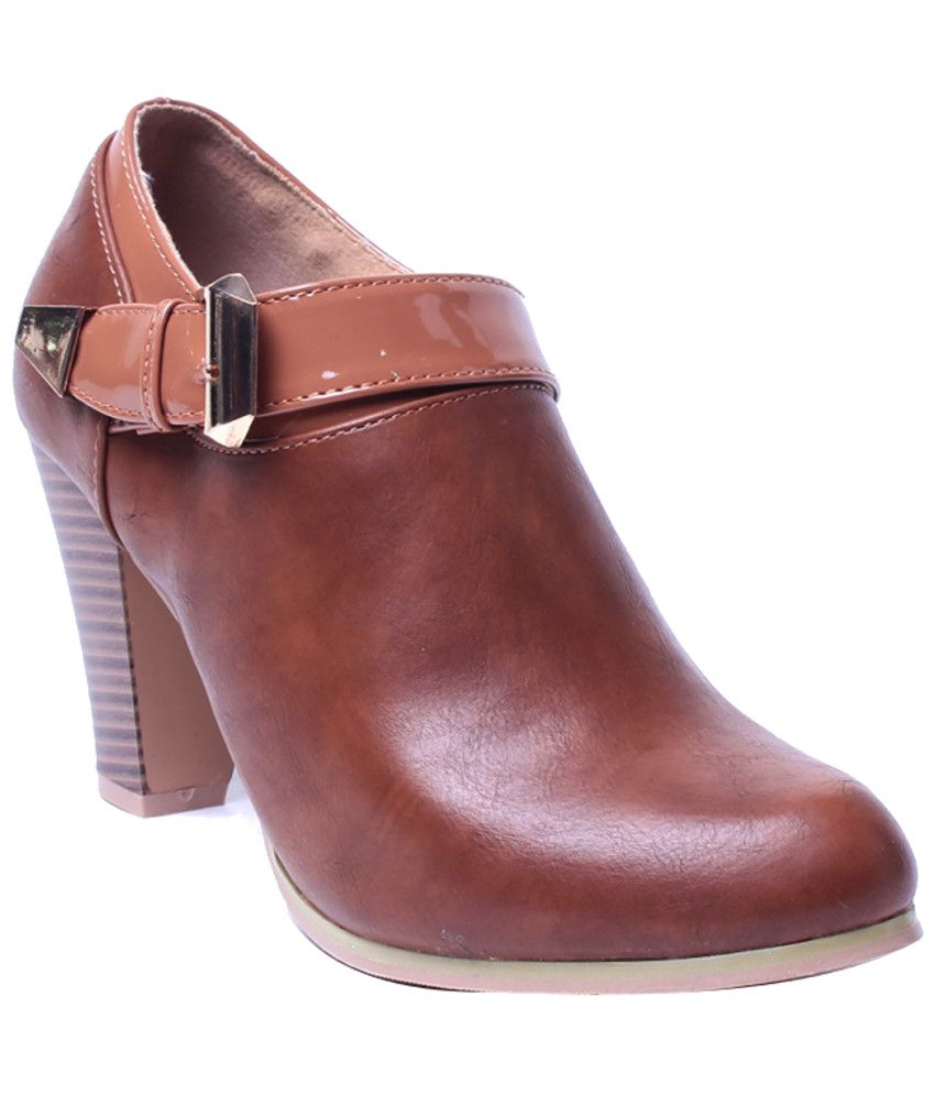 Ruby Brown Boots