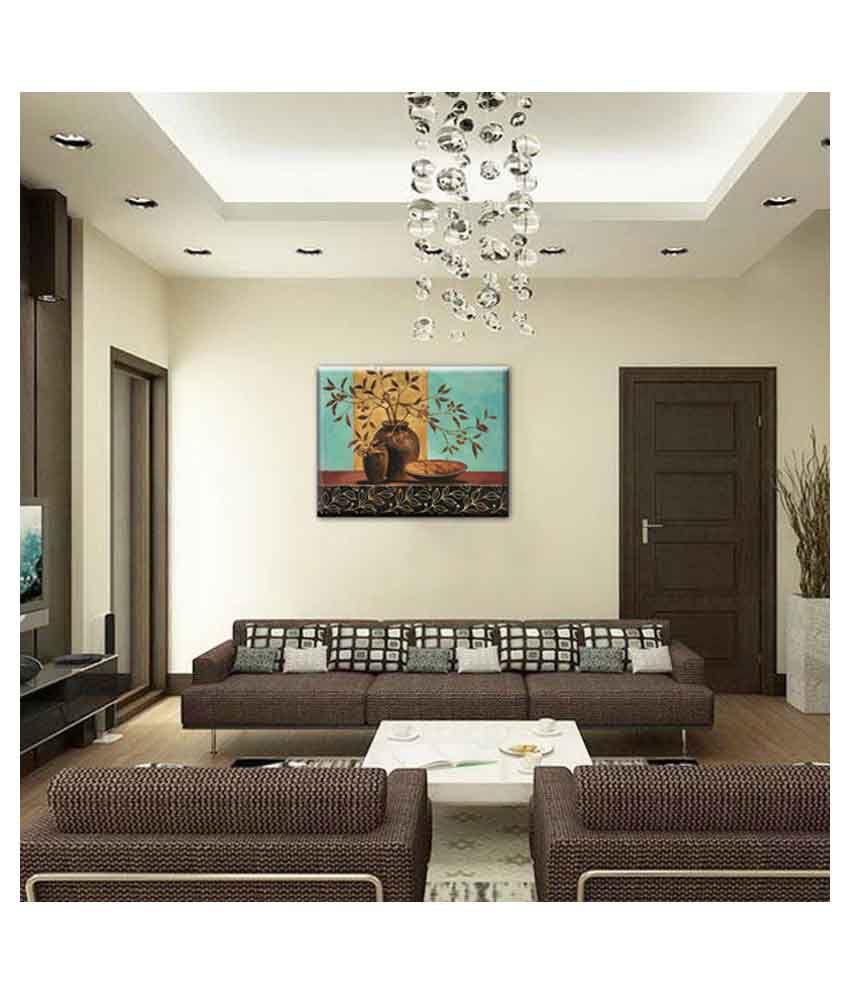 Elegant Arts & Frames Stretched Canvas Art 20 x 16: Buy Elegant Arts ...