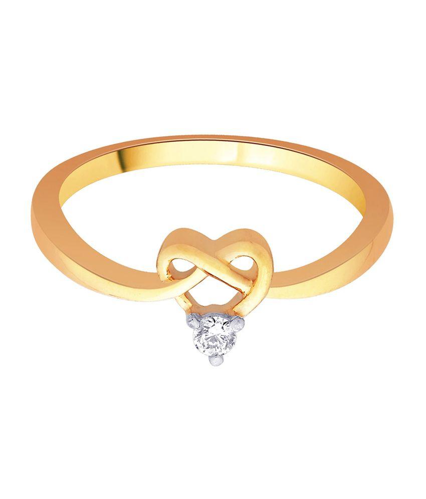Maya 18kt Gold Diamond Ring