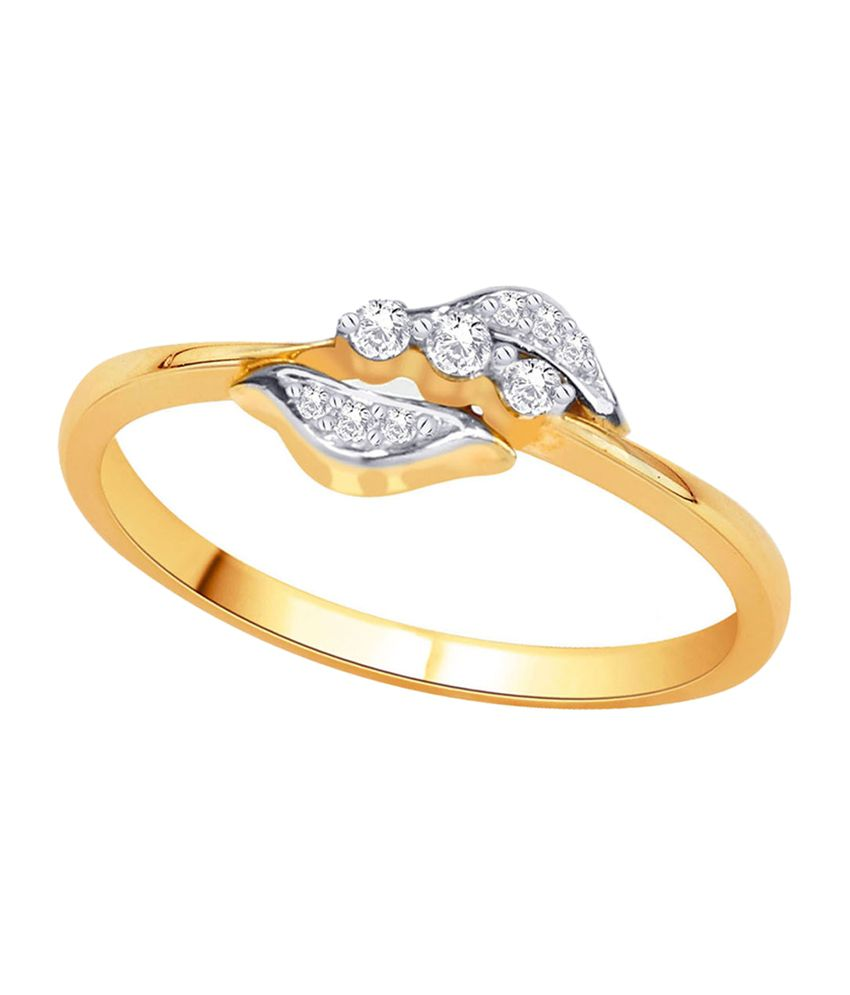 Shuddhi 18kt Gold Diamond Ring