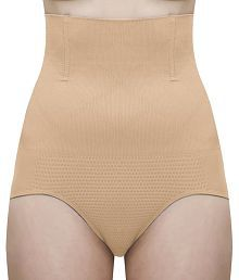 Sizzlacious Hip Shaper Shapewear Skin Wired Panty