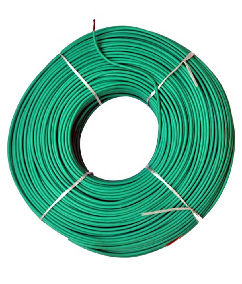 Buy Jupiter Green 90 Meter Copper Wire Online at Low Price in India ...