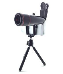 Universal 12x Optical Zoom Lens Kit - Fits Iphone, Samsung, Xiaomi & Other Major Models