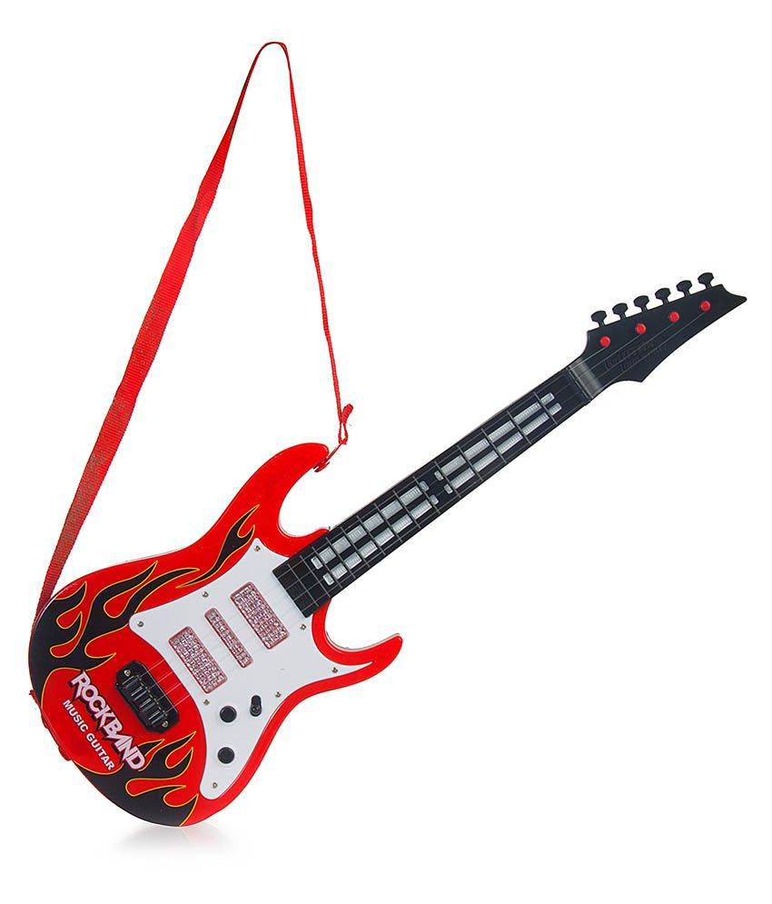 New Pinch Rockband Musical Guitar