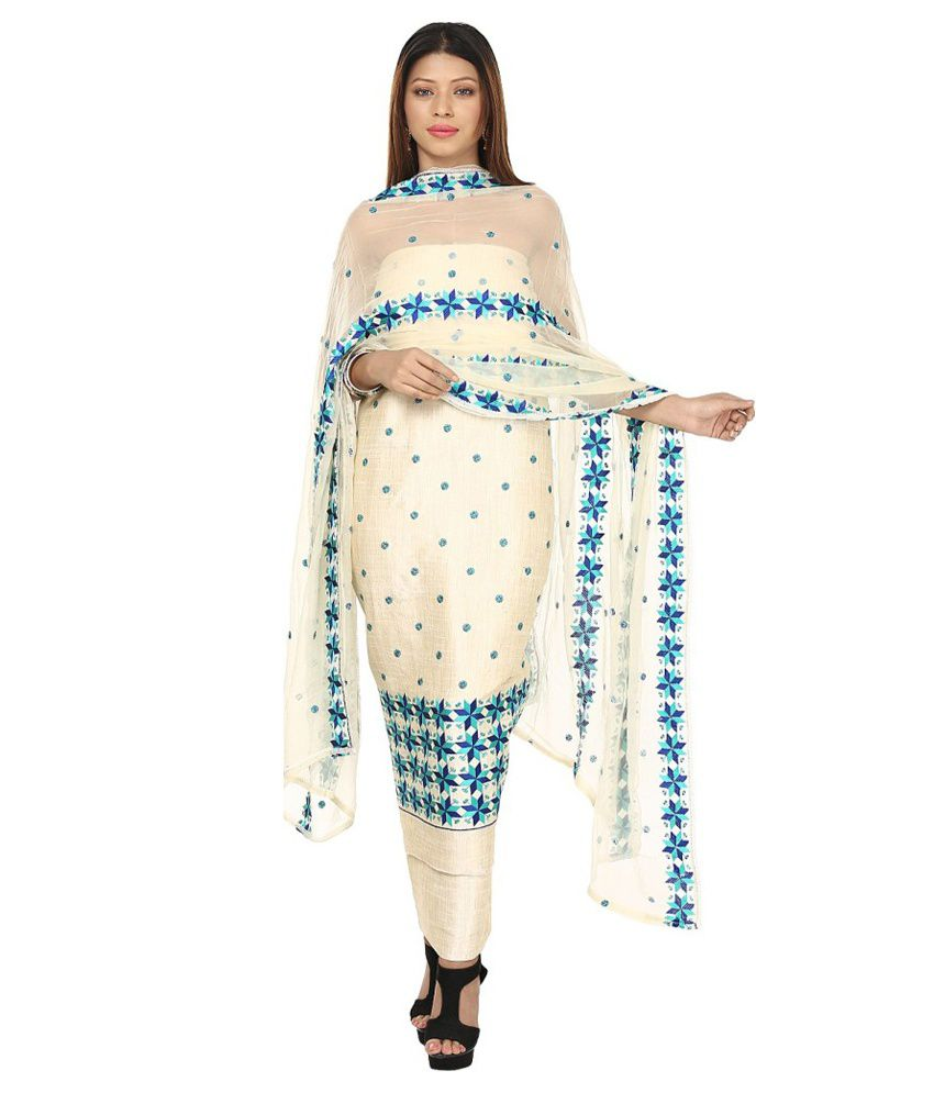 1cab026974 Punjab Di Kudi Beige Others Unstitched Dress Material - Buy Punjab Di Kudi  Beige Others Unstitched Dress Material Online at Best Prices in India on  Snapdeal