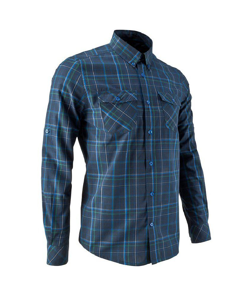 Quechua Arpenaz 100 Men Hiking Shirt