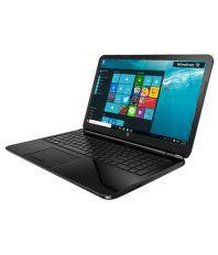 HP 15-AC167TU Notebook (P4Y38PA) (Intel Celeron- 2 GB RAM- 500 GB HDD- 39.62 c...